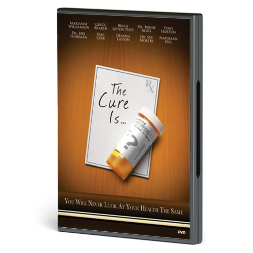 The Cure Is - DVD