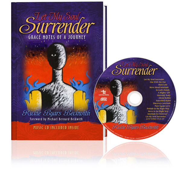 Let My Soul Surrender - Book & CD