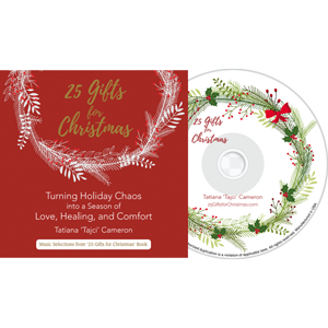 25 Gifts for Christmas - CD or MP3 Album