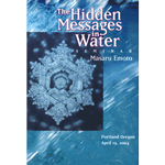 The Hidden Messages in Water - DVD