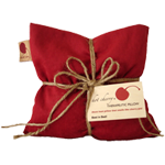 Hot Cherry Therapeutic Pillow - Square
