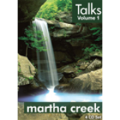Martha Creek: Talks Volume 1 - Audio Series