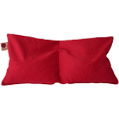 Hot Cherry Therapeutic Pillow - Double Square