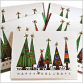Joyful Holiday Greeting Cards