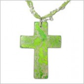Healing Intellectual Cross Necklace