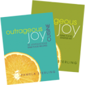 Outrageous Joy Raw Foods Starter Kit & Recipe Book