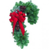 Candy Cane Specialty Wreath