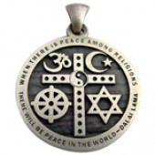 Unity Pendant (Sterling Silver)