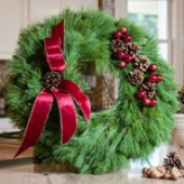 The Victorian Wreath