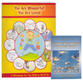You Are Wonderful You Are Loved Activity Workbook