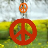 Peace Sign - Double